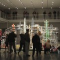 Chris Burden's installation work Metropolis II